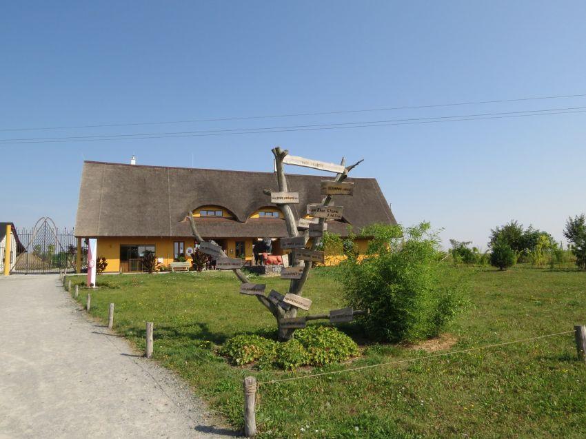 budova ekocentra