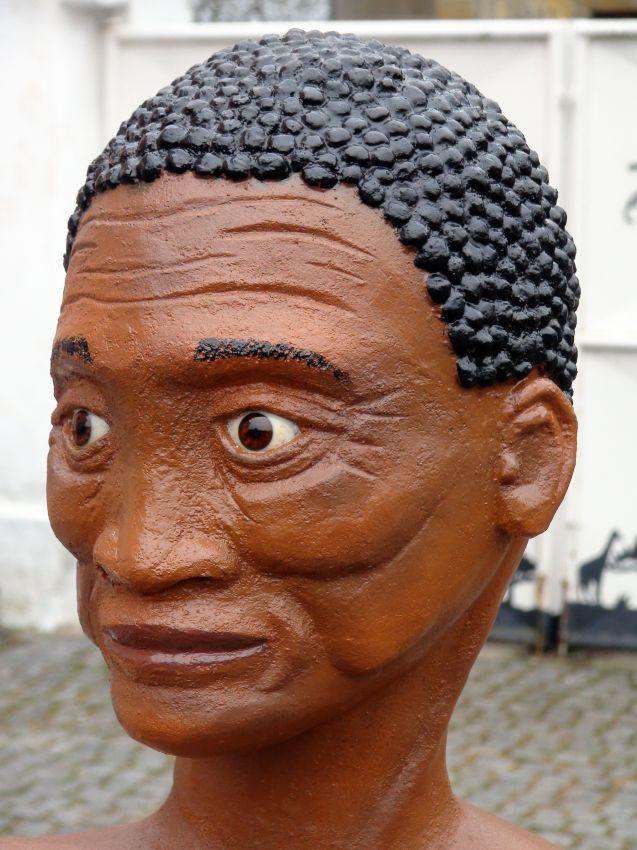 XiXao - socha Křováka